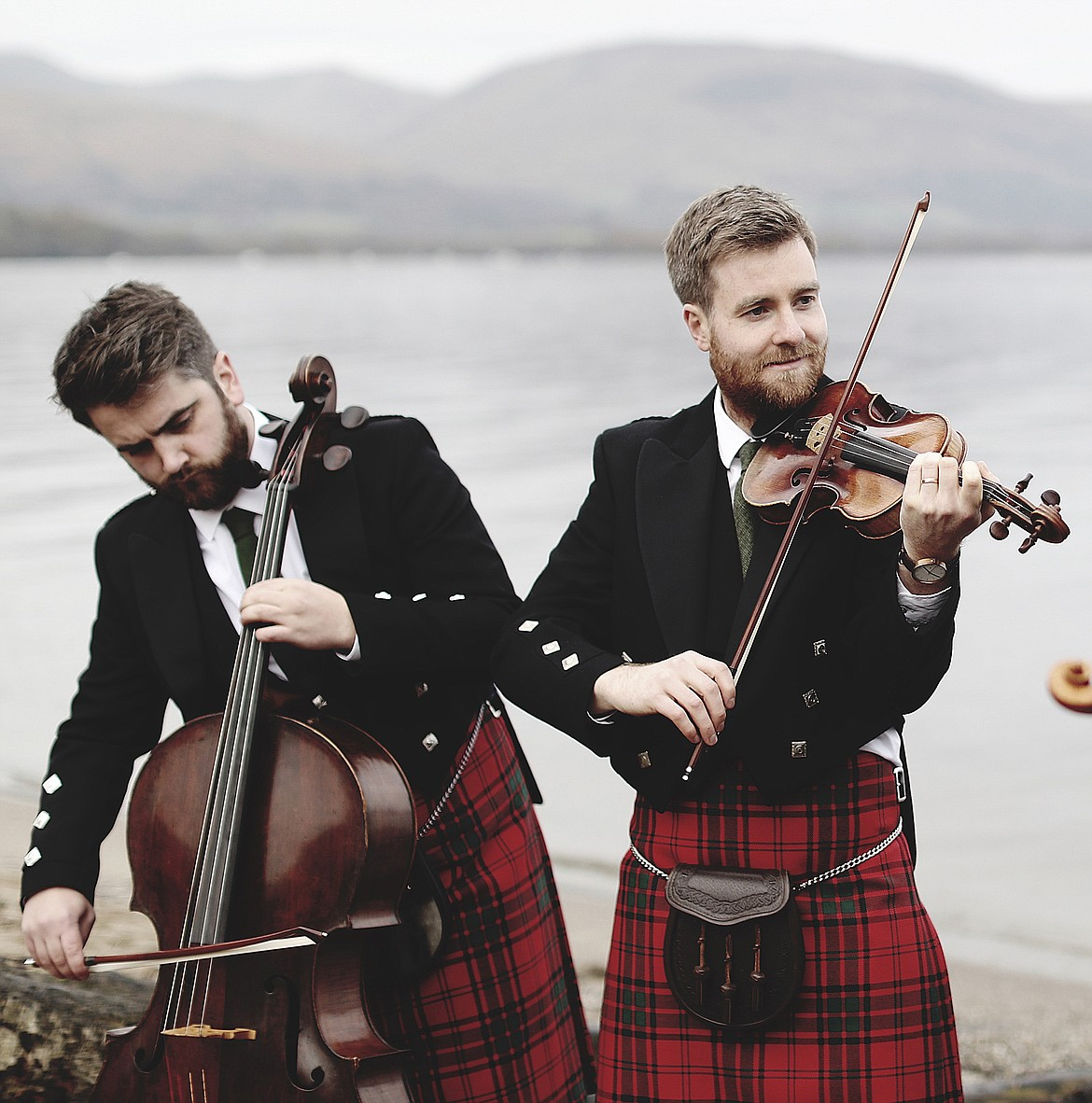 Courtesy photo   The Glasgow, Scotland-based Maxwell Quartet will play in Moses Lake on Jan. 30.