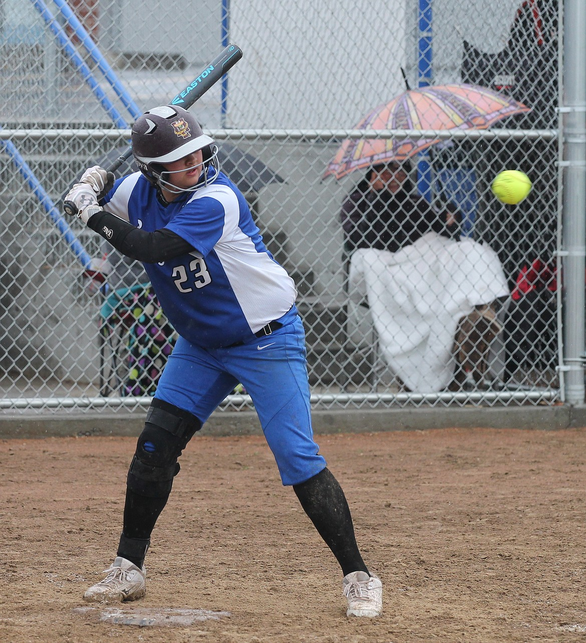 Warden senior Jocelyn Chagoya will look to cap her softball career with a lengthy state tournament trip.