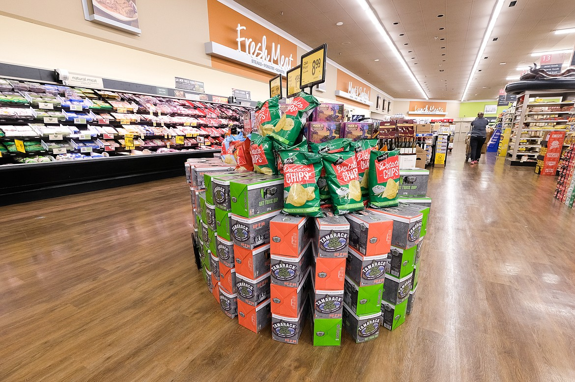 The Whitefish Safeway has recently completed a multi-month remodel project. (Daniel McKay/Whitefish Pilot)