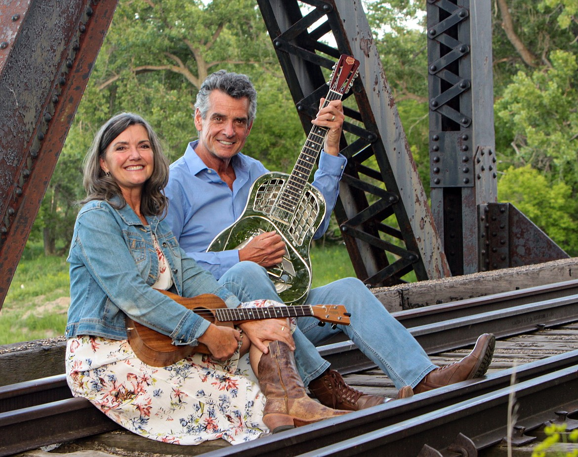 Bridges Home takes the stage at the Pend Oreille Playhouse in Newport for a memorable evening of live music on March 14.