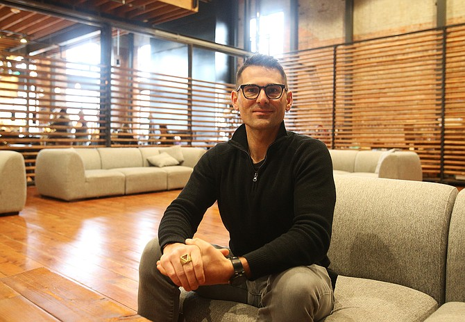 Nick Smoot's new column will feature creative ideas  that are happening around the world. (LOREN BENOIT/Press)