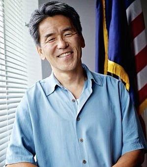 Bill Jhung, region I director of North Idaho College's Small Business Development Center.