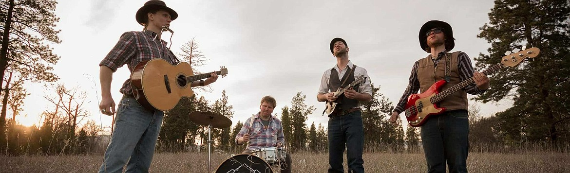 The Dodgy Mountain Men & Brendan Kelty Trio are performing at The Heartwood Center on Friday, Feb. 28.
