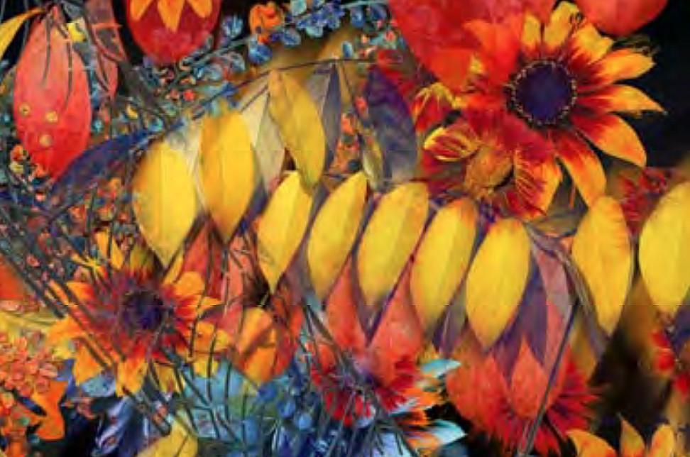 """""""Autumn Aria"""" by Gay Waldman"""