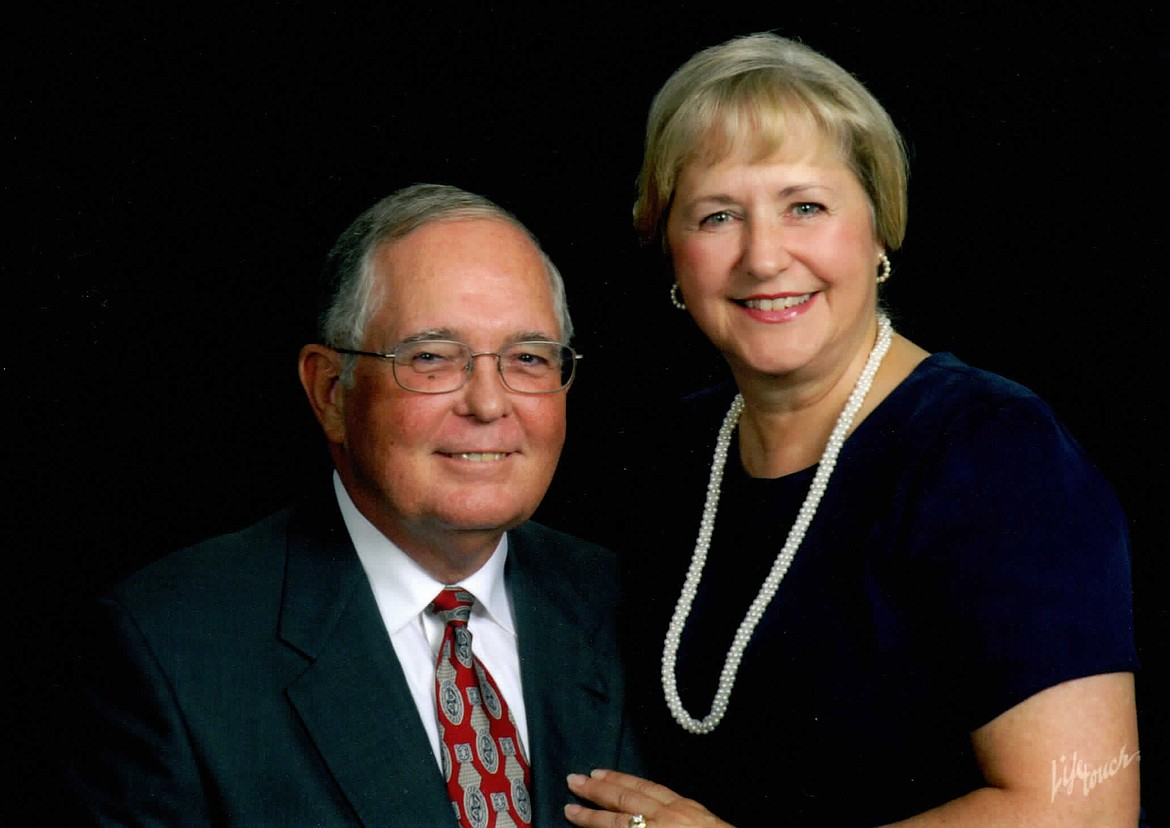 Merle and Judith Black, 50th Anniversary