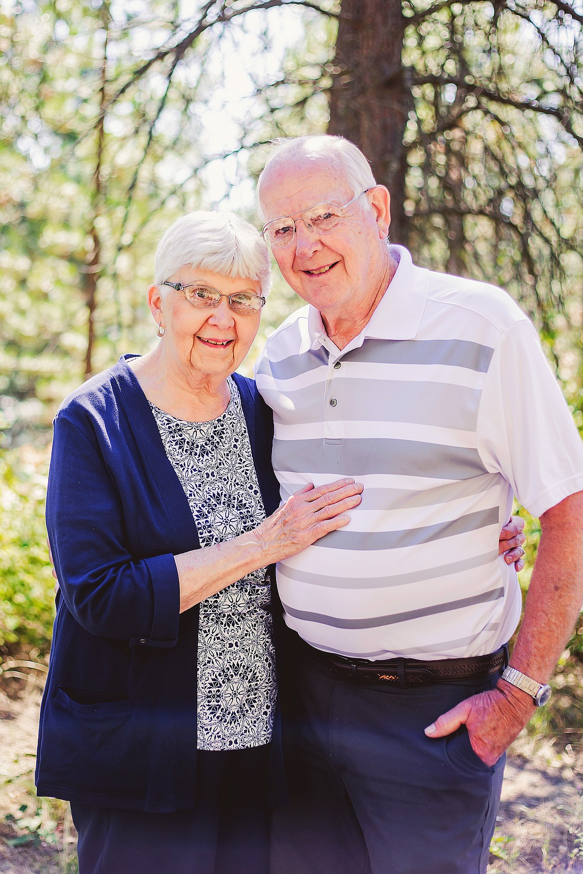 Dave and Patsy Peterson, 60th Anniversary