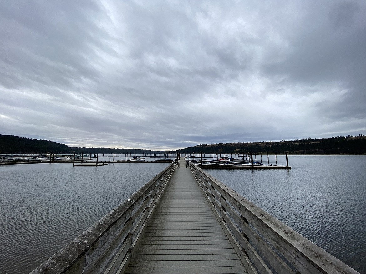 The small seasonal town of Harrison is known for its outdoor recreation. With easy access to the Coeur d'Alene and St. Joe's rivers, hiking, hunting areas, and the Trails of the Coeur d'Alene's biking and running route. (MADISON HARDY/Press)
