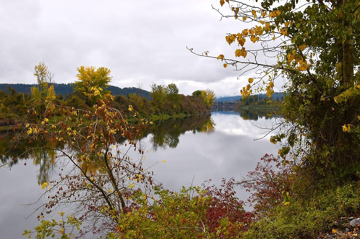 """Robert Kalberg captured this photo of the area's fall beauty during a recent """"adventure drive"""" on Riverside Road."""