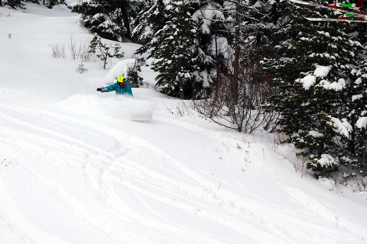 Lookout Pass Ski & Recreation Area is one of the first ski resorts to open in the country for the 2020-21 season, last week early bird guests enjoyed a fresh layer of new powder on the mountain last week.