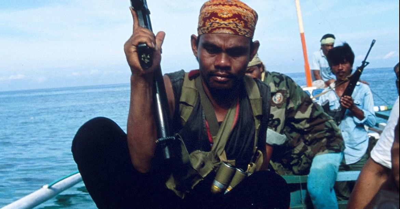 Today's South China Sea pirates.