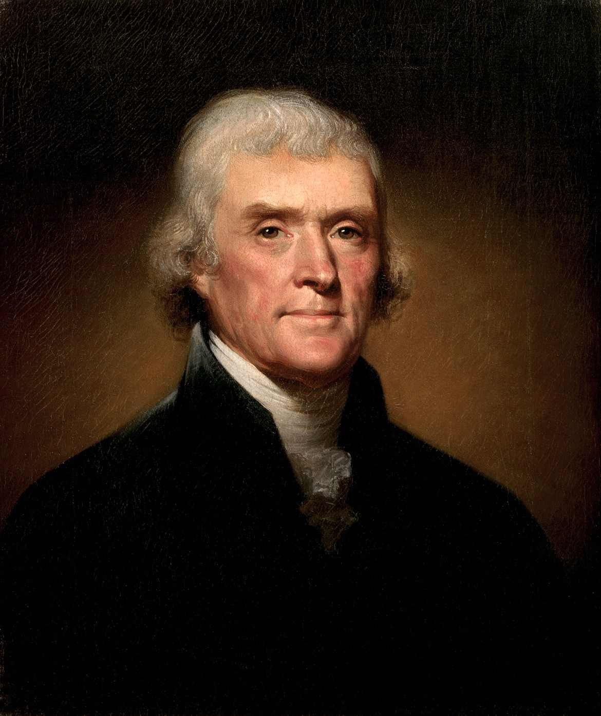 President Thomas Jefferson (1743-1826) ordered a stop to Barbary piracy against American Ships.