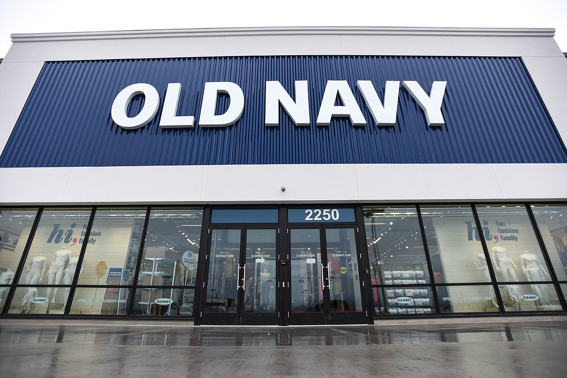 Old Navy Opens Wednesday In North Kalispell Daily Inter Lake