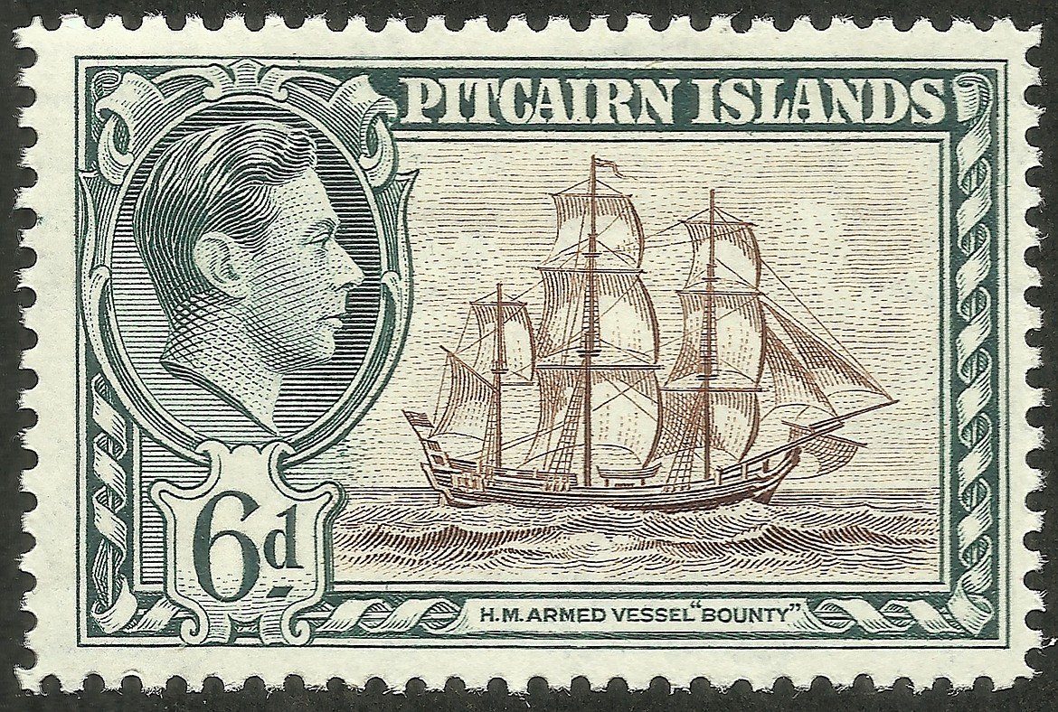 With only about 50 residents left on Pitcairn Island, one of the few money-making occupations is answering overseas requests by collectors for the remote island's postage stamps.