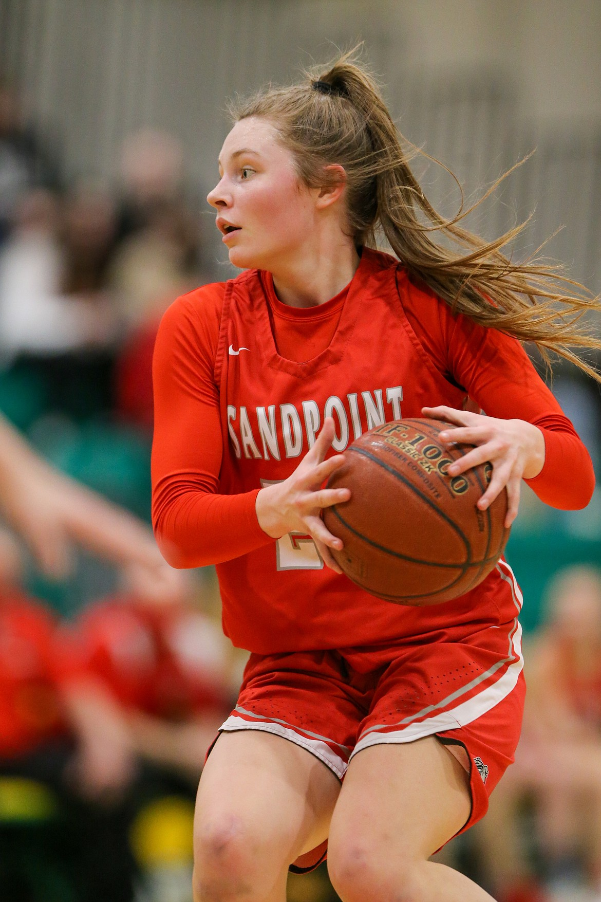 """Senior Kaylee Banks would love to end her career as a Bulldog with a state trophy. """"I just want to play in a championship,"""" she said. """"I don't want to lose."""""""