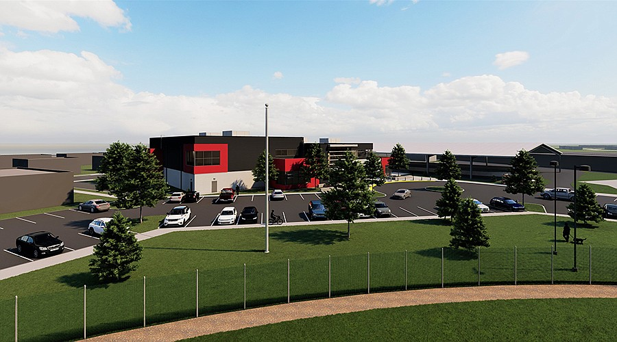The new 30,000 square foot facility will be built by Leone and Keeble of Spokane and is set to open in early 2022.