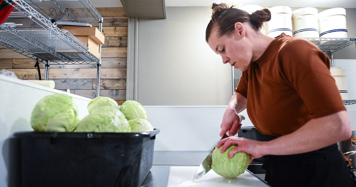 Business transforming unappealing produce into fermented foods