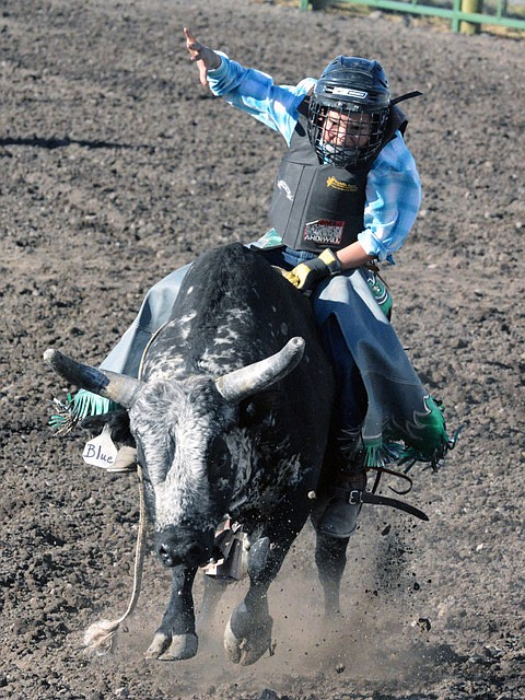 The Mission Mountain Rodeo returns to the Polson Fairgrounds on June 25-26.(Lake County Leader file photo)