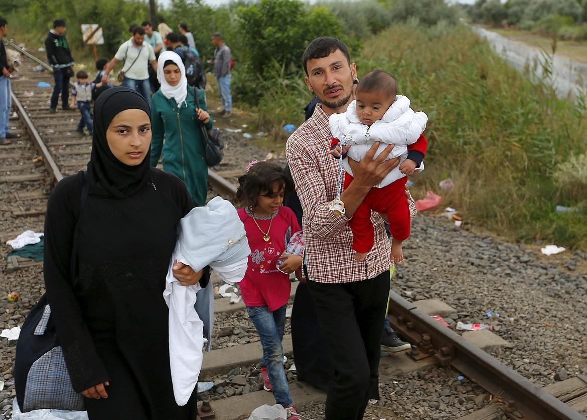 In recent time, Muslim refugees from many countries are flooding into Europe, the U.S., Canada, Australia and elsewhere, bringing Islamic religion, laws and culture.