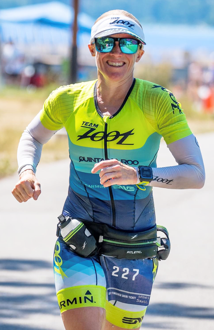 Ever since Jamie Lake decided to participate in her first Ironman in 2015, she's dreamed of making it to the world championships. The 42-year-old said it still feels surreal to know that in a couple of months she will be competing side-by-side with some of the best triathletes in the world.