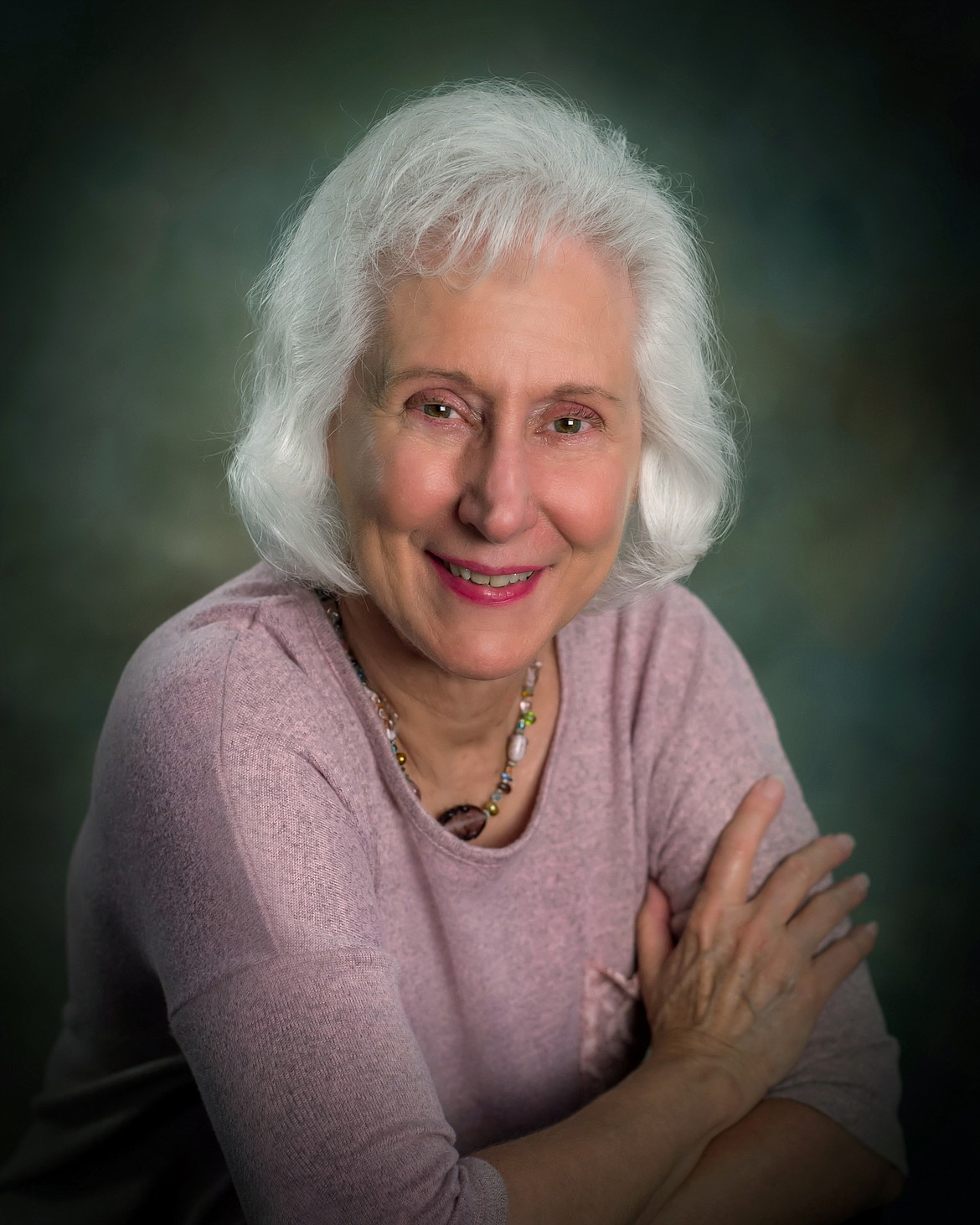 """Joan Genter is honored as the Hayden 2020 Distinguished Veteran of the Year and Hayden Days """"Hometown Heroes"""" Parade Grand Marshal. Photo courtesy Joan Genter."""
