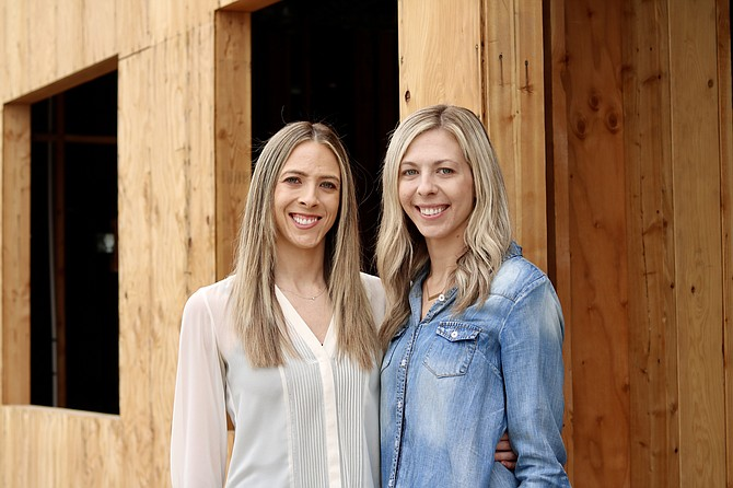 Sisters Amanda Buchanan, left, and Jessica Blain will be opening a Dairy Queen Grill & Chill in Hayden in November, following in the family's footsteps of 18 years in the Dairy Queen business.
