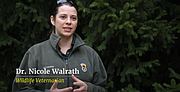 Idaho Fish and Game Wildlife Veterinarian Dr. Nicole Walrath explains Epizootic Hemorrhagic Disease, a deadly virus affecting deer in the Clearwater Region.